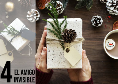 ideas para regalar a tu amigo invisible
